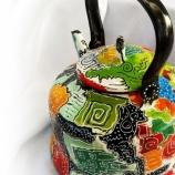 Рисуван чайник