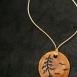 buy Висулка, накит, бижу, колие, ръчно изработено от дърво in Bazarino