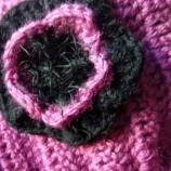 Шал яки плетени на една кука