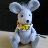 Мишле - играчка от текстил