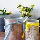 Кухненски буркани декоративна саксия