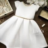 Ръчно изработена детска рокля