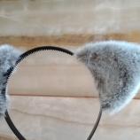 buy Котешки ушички на диадема или щипки in Bazarino