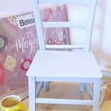 Детско винтидж столче
