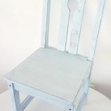 Детско столче дървено