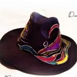 Рисувана шапка