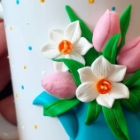 Пролетен букет