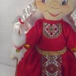 кукла Баба Марта