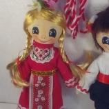 кукла Пижо и Пенда