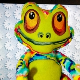 Шарена жаба