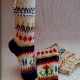 Фолклорни чорапи