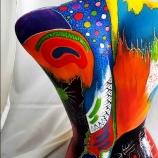 Декориран женски торс