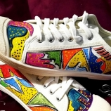 buy Рисувани гуменки in Bazarino