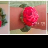 Игленик за ръка - роза