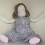 Валдорфска кукла Лора