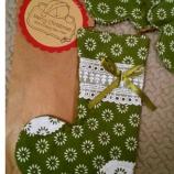 Коледен зелен комплект
