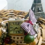 Бял каприз...механичен ръчен часовник