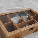 Ръчно изработена кутия - Слънчогледи