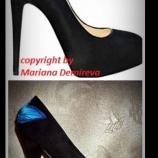 Декорирани обувки