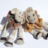 Бърта и Чарли - сувенирни кукли агънца