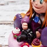 Куклички Тити от студен порцелан