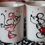 Романтични чаши