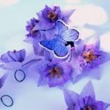 Пръстен за свитък с покълващо цвете