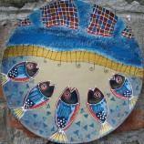 Стенна чиния