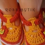 плетени обувчици