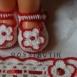 buy плетени обувчици и лента за глава in Bazarino