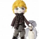 Фил - текстилна кукла