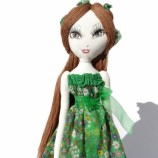 WINX club Флора - текстилна кукла