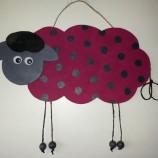 Овца на точки