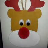 Рудолф за Коледа
