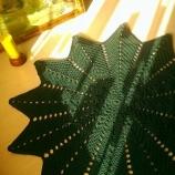 плетен килим