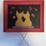 Свети Валентин - влюбени котки