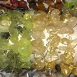 Ръчно изработени гривни от естествени камъни