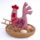 Жулиета - великденска кокошчица