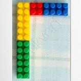 Букви от лего