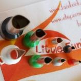 Мини форми за изрязване на глина Little Funky Tools капки