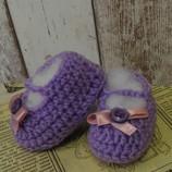 Бебешки пантофки