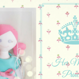 Doll Victoria / Кукла Виктория