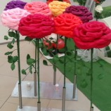 Роза от Хартия