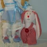 Мечтателката и зайчето