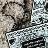 Картичка с цитат Black&White