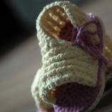 Бебешки сандали