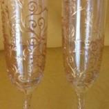 Сватвен комплект чаши