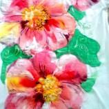 ''Цветна експлозия''-дамска блузка