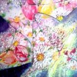 ''Цветна магия''- картина