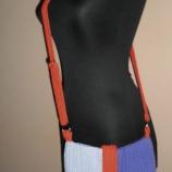 Плетена чанта 06